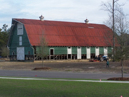 Carnes Crossroads Barn - Future Amenity Center