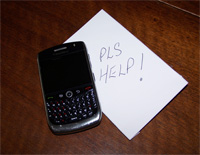 Blackberry Pls Help