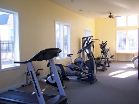 The Pines of Gahagan - 55+ Community - Summerville SC - Exercise Facility