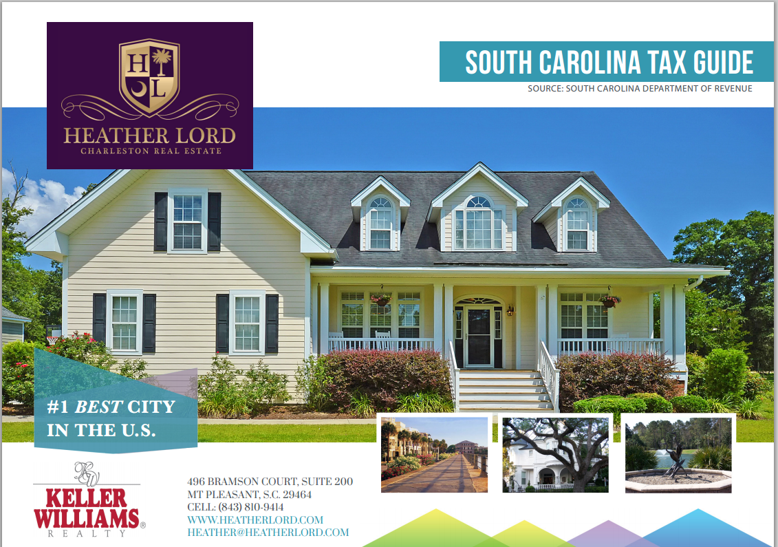 SC Tax Guide 2015
