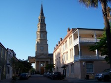 St. Michaels Church - Historic Charleston SC