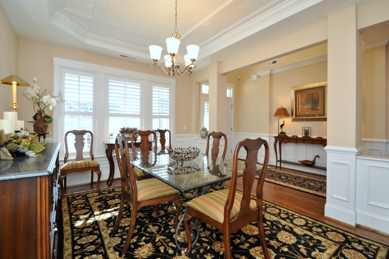 1356 Scotts Creek Cir - Dining Room